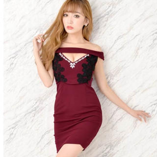 デイジーストア(dazzy store)のdazzy store♡ドレス(ミニドレス)