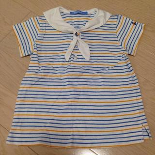 ファミリア(familiar)のファミリアTシャツとハーフパンツ(Tシャツ(半袖/袖なし))