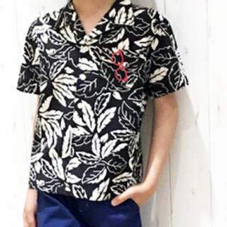 イッカ(ikka)のikka アロハシャツ 150cm 新品タグ付き(Tシャツ/カットソー)