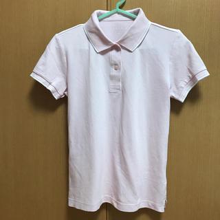 シマムラ(しまむら)のピンクのポロシャツ(ポロシャツ)
