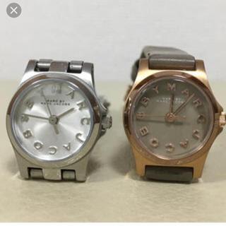 マークバイマークジェイコブス(MARC BY MARC JACOBS)のみよゆ様専用マークバイマークジェイコブス 時計 (腕時計)