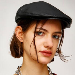 マウジー(moussy)のハンチングキャップ(ハンチング/ベレー帽)