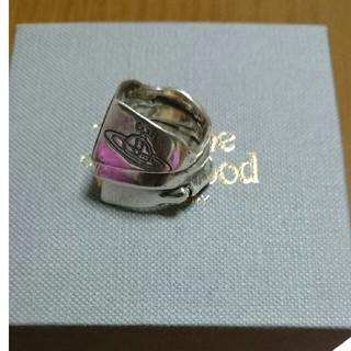 ヴィヴィアンウエストウッド(Vivienne Westwood)のVivienne Westwood ナックルダスターリング 8号(リング(指輪))