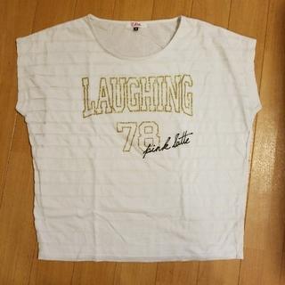ピンクラテ(PINK-latte)のピンクラテ 半袖Tシャツ Sサイズ(155~165)(Tシャツ/カットソー)