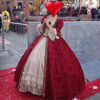 シークレットハニー(Secret Honey)の【8月から値上げ】シークレットハニー☆美女と野獣☆ベルのクリスマスドレス☆Dハロ(衣装)