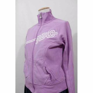 ナイキ(NIKE)の☆ナイキ Nike スエット地 スポーツジャケット US M Me-106(ブルゾン)