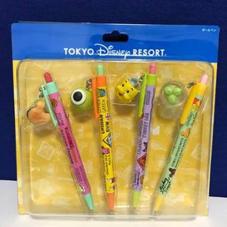 Disney - ボールペンセット パークフード  ディズニー
