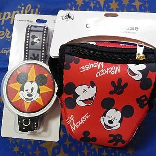 ディズニー(Disney)の🌟ひめ様/ミッキー カメラストラップ/ミッキー カメラケース🌟(その他)