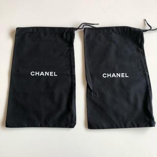 シャネル(CHANEL)のシャネル シューズケース(シューズバッグ)