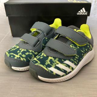 アディダス(adidas)のアディダス☆ 靴 12㎝ グレー(スニーカー)