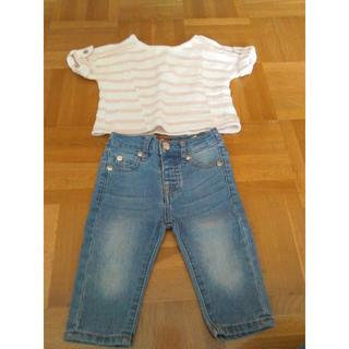 セブンフォーオールマンカインド(7 for all mankind)の7 for all mankind baby Tシャツ&パンツ セット(その他)