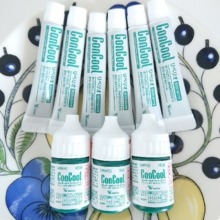 歯ぐきトラブルに効果的 リペリオ ×6本 コンクールF ×3本 お試し(歯磨き粉)