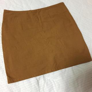 マーキュリーデュオ(MERCURYDUO)のMERCURYBIJOU スカート(ミニスカート)