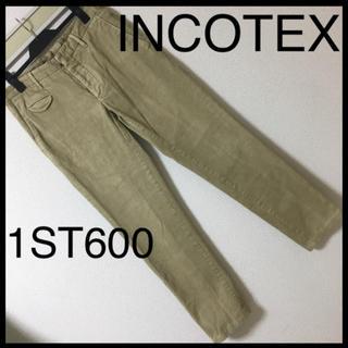 インコテックス(INCOTEX)の◆レア◆インコテックス◆SLAKS テーパードチノ パンツ スリムフィット 31(チノパン)