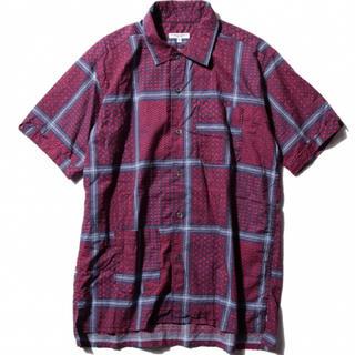 エンジニアードガーメンツ(Engineered Garments)の2018SS エンジニアードガーメンツ アフガンプリント シャツ(シャツ)
