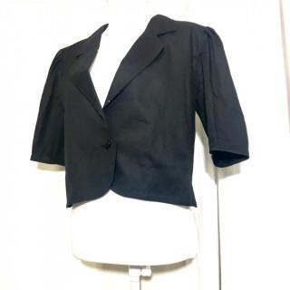 エマニュエルウンガロ(emanuel ungaro)のサイズ11 黒ジャケット エマニュエルウンガロ(テーラードジャケット)