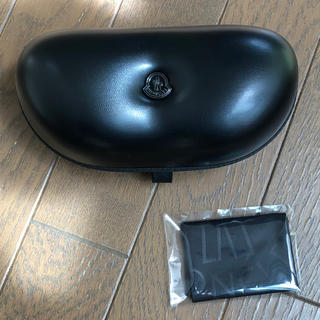 モンクレール(MONCLER)のモンクレール 国内正規メガネ サングラスケース 新品未使用 (サングラス/メガネ)