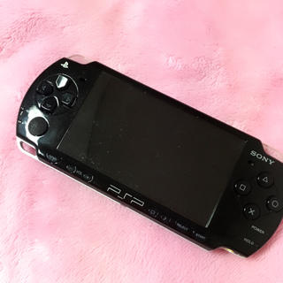 PlayStation Portable - PSP ブラック 本体