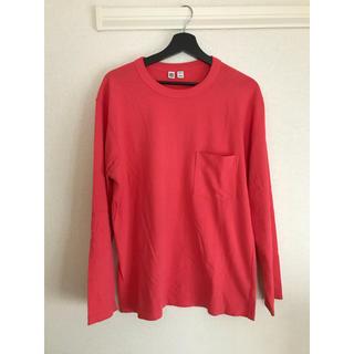 ユニクロ(UNIQLO)のUNIQLO U(Tシャツ/カットソー(七分/長袖))
