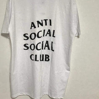 アンチ(ANTI)の 半袖 AESSC Anti Social S  ocial Club Tシャツ(Tシャツ/カットソー(半袖/袖なし))