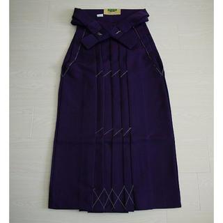 袴 紫(無地)(着物)