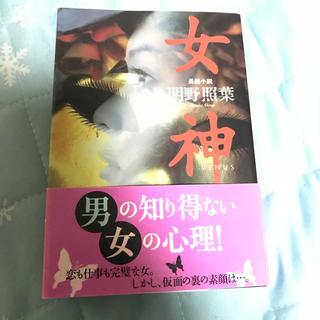 シュウエイシャ(集英社)の女神:長編小説♡明野照葉(文学/小説)