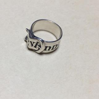 ヴィヴィアンウエストウッド(Vivienne Westwood)の値下げヴィヴィアンウエストウッドベルトリング(リング(指輪))