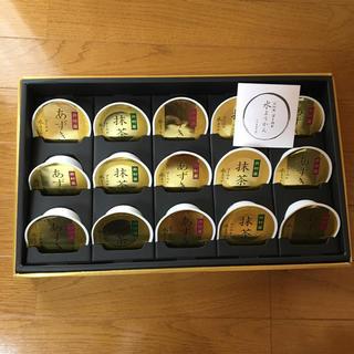 イムラヤ(井村屋)の井村屋ゴールド水ようかん 15個(菓子/デザート)