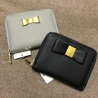 しまむら - 【未使用】リボン お財布