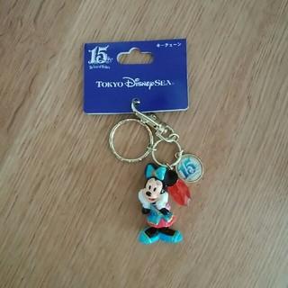 ディズニー(Disney)のミニーちゃんのキーホルダー(キーホルダー)