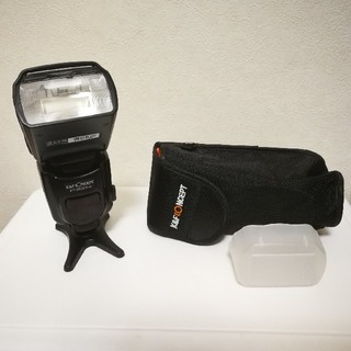 K&F KF-590EX-Cキャノン用スピードライト(ストロボ/照明)