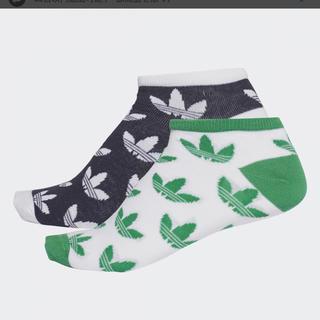 アディダス(adidas)のアディダス オリジナルス ソックス 靴下 アンクル 27(ソックス)