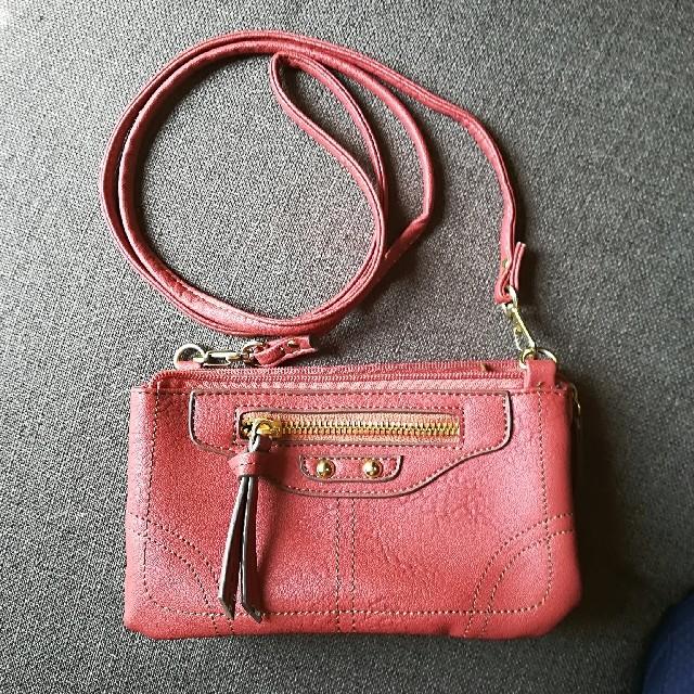 しまむら(シマムラ)のしまむらお財布ショルダー レディースのファッション小物(財布)の商品写真