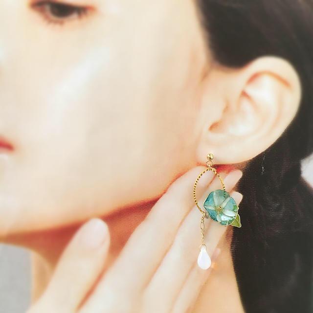 にゅんにゅんさま専用ページ ハンドメイドのアクセサリー(ピアス)の商品写真