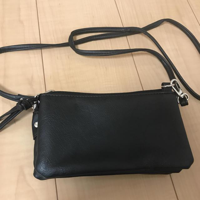 しまむら(シマムラ)のしまむら 収納力抜群 お財布ポシェット レディースのファッション小物(ポーチ)の商品写真