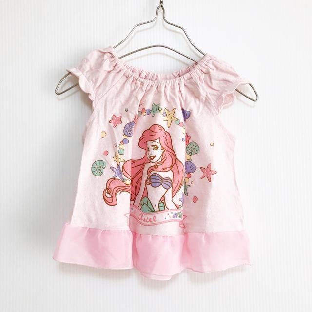 しまむら(シマムラ)の◻️しまむら◻️ パジャマ 70 キッズ/ベビー/マタニティのベビー服(~85cm)(パジャマ)の商品写真