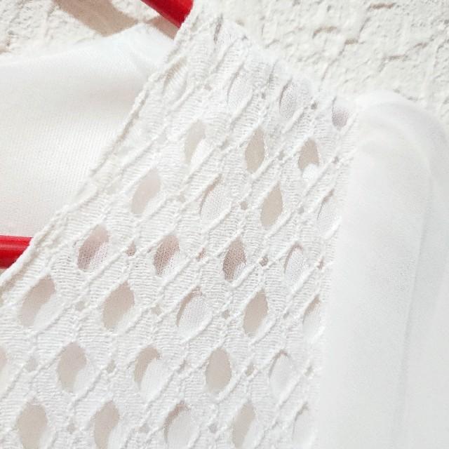 しまむら(シマムラ)のしまむら ブラウス♥️Mサイズ レディースのトップス(シャツ/ブラウス(半袖/袖なし))の商品写真