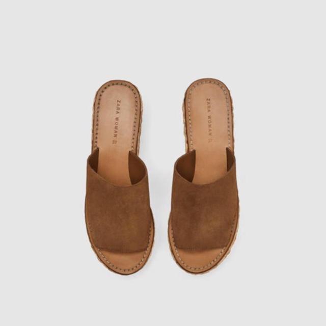 ZARA(ザラ)の専用♡ レディースの靴/シューズ(サンダル)の商品写真