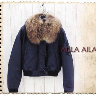 アウラアイラ(AULA AILA)のAULA AILA♡今期MA-1ブルゾン(ブルゾン)