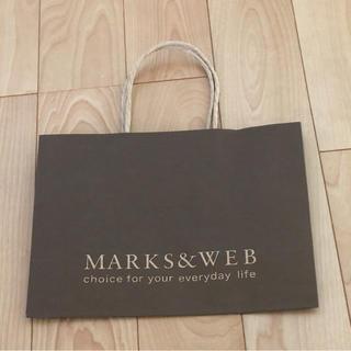 マークスアンドウェブ(MARKS&WEB)のmarks&web 袋(その他)
