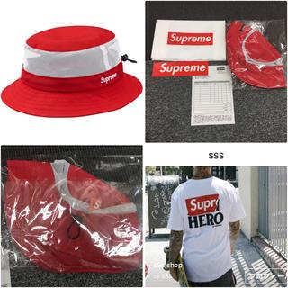 e970779f1ca シュプリーム(Supreme)の18SS Supreme Cordura® Mesh Crusher Red(ハット)