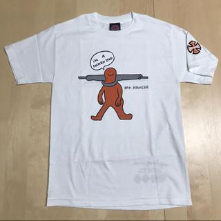 インディペンデント(INDEPENDENT)のインデペンデント ゴンズ コラボ Tシャツ INDEPENDENT インディー(スケートボード)