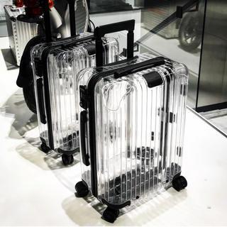 オフホワイト(OFF-WHITE)のrimowa off white リモワ表参道購入 付属品完備(トラベルバッグ/スーツケース)