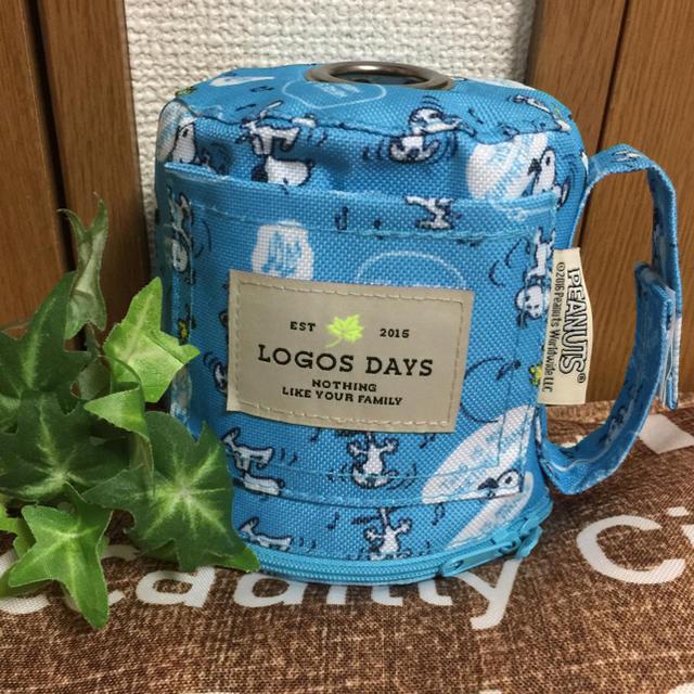 LOGOS(ロゴス)の未使用 logos×スヌーピー トイレットペーパーホルダー インテリア/住まい/日用品の収納家具(トイレ収納)の商品写真