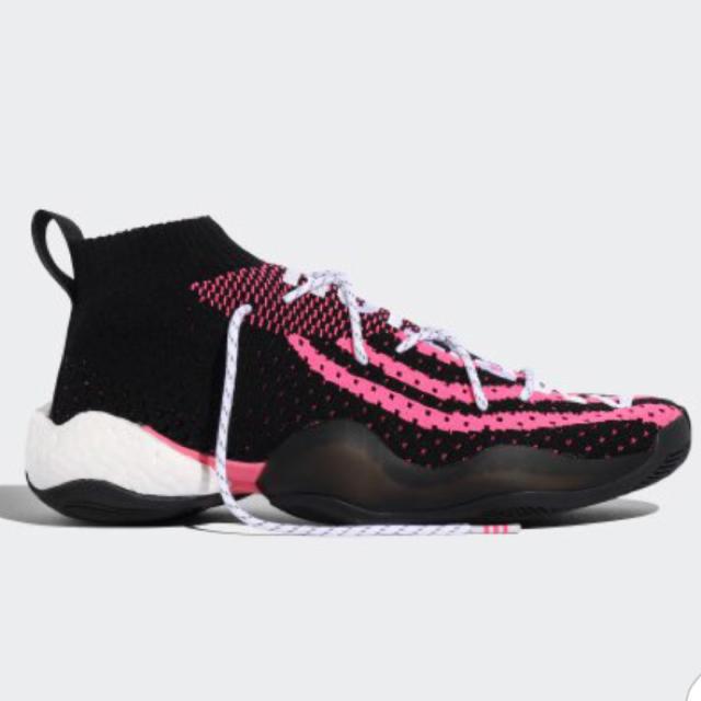 adidas(アディダス)のCRAZY BYW LVL X PWブラック 27,5cm メンズの靴/シューズ(スニーカー)の商品写真