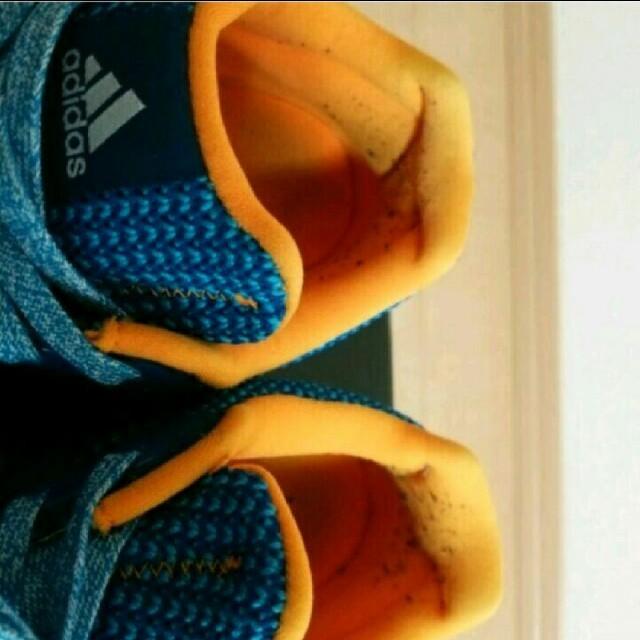 adidas(アディダス)のランニングシューズ adidas アディダス マナバウンス スニーカー スポーツ/アウトドアのランニング(シューズ)の商品写真