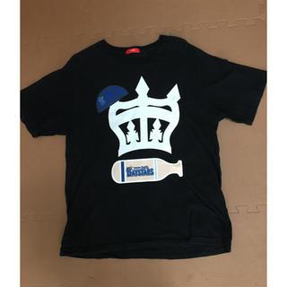 ロデオクラウンズワイドボウル(RODEO CROWNS WIDE BOWL)のロデオ★ベイスターズコラボ Tシャツ XL(Tシャツ/カットソー(半袖/袖なし))