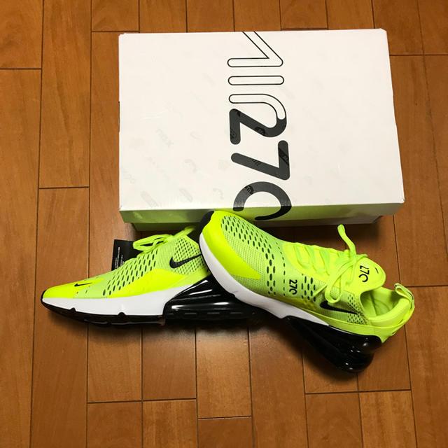 NIKE(ナイキ)のナイキ AIRMAX270 メンズの靴/シューズ(スニーカー)の商品写真