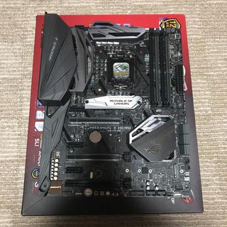 エイスース(ASUS)のASUS Z370 Maximus x HERO (Wi-Fi AC)(PCパーツ)
