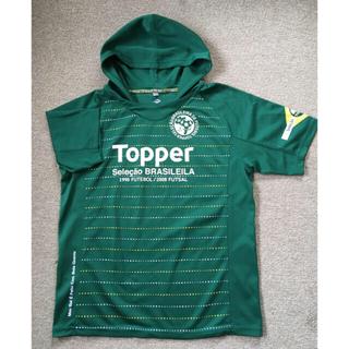 トッパー(Topper)のTopper プラシャツ半袖(ウェア)